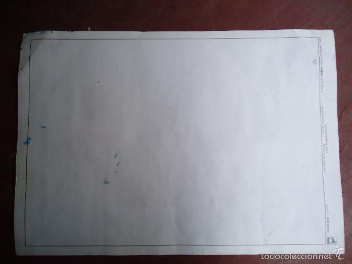Arte: VICTOR RODRÍGUEZ preciosa acuarela CIUDAD VIEJA A CORUÑA 32 X 46 cm. - Foto 5 - 56784838