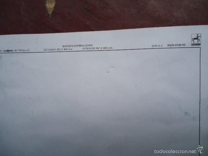 Arte: VICTOR RODRÍGUEZ preciosa acuarela CIUDAD VIEJA A CORUÑA 32 X 46 cm. - Foto 6 - 56784838