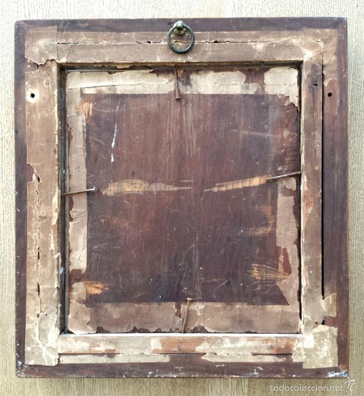 Arte: Maravillosa acuarela de James Green 1771-1834, marco original, excelente calidad - Foto 3 - 57024529