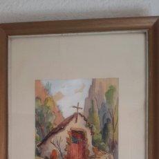 Arte: ACUARELA. Lote 57135543