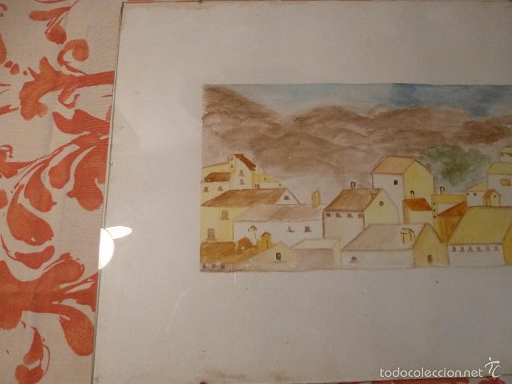 Arte: ACUARELA CASAS - Foto 2 - 57301412