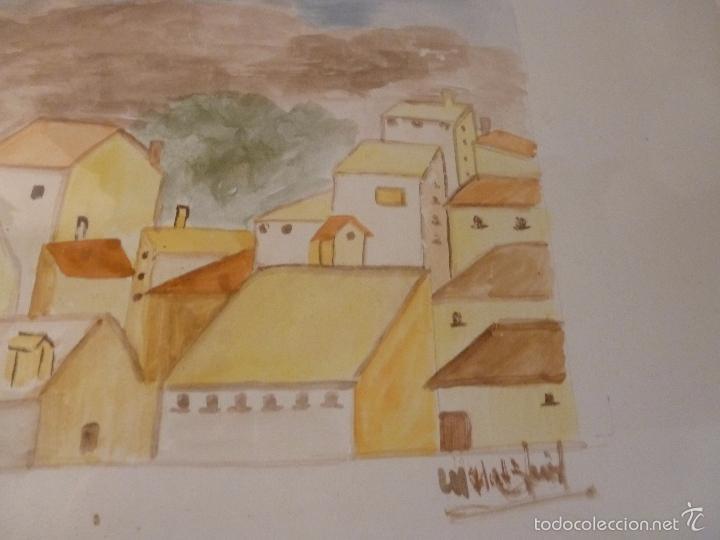 Arte: ACUARELA CASAS - Foto 3 - 57301412