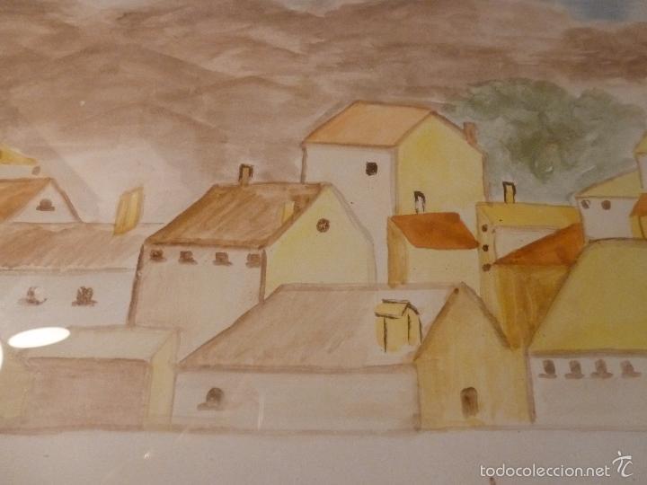 Arte: ACUARELA CASAS - Foto 5 - 57301412