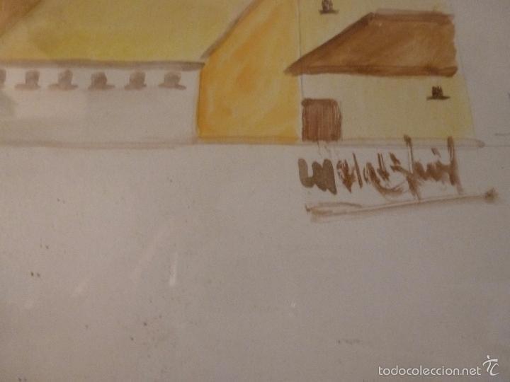 Arte: ACUARELA CASAS - Foto 6 - 57301412
