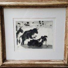 Arte: JORGE CASTILLO. TAUROMAQUIA. ESPECIAL ENTENDIDOS.. Lote 57401835