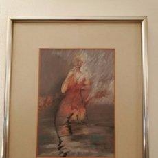 Arte: *ANDREU FRESQUET ( 1940-BADALONA). FIRMADO Y FECHADO 1978. Lote 57565527