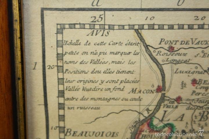 Arte: I3-043. THEATRE DE LA GUERRE(...) LE DAUPHINÉ(...) N. BAILLEUL. IMP. DAUDET. FRANCE.1747 - Foto 10 - 58124730
