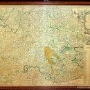 Arte: I3-043. THEATRE DE LA GUERRE(...) LE DAUPHINÉ(...) N. BAILLEUL. IMP. DAUDET. FRANCE.1747. Lote 58124730