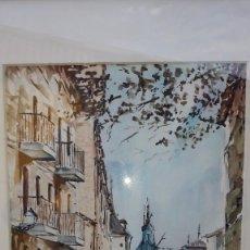 Arte - Acuarela Antonio Hernando - 58197092