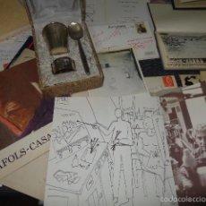 Arte: RAFOLS CASAMADA- MARIA GIRONA PARTE DEL FONDO DE LOS ARTISTAS. Lote 58426262