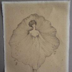 Arte: CUADRO RÉGIS DHO (1947) ORIGINAL. Lote 64230127
