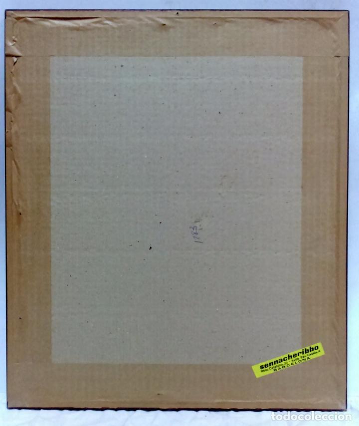 Arte: ACUARELA ORIGINAL CUERPOS ESPECIALES MILITAES EN ACCION. VER DESCRIPCION. - Foto 5 - 67243277