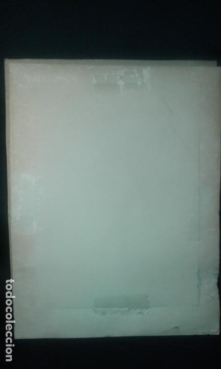 Arte: Bailarina. Firmado Gisbert Soler. Fechado 1945. - Foto 7 - 68855497