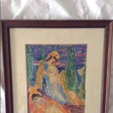 Arte: ALEXIS MACEDONSKI (1884 - 1971). Lote 72370363