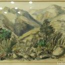 Arte: ACUARELA ENRIC PORTA MESTRE (LA POBLA DE SEGUR 1898-1993). Lote 58211939