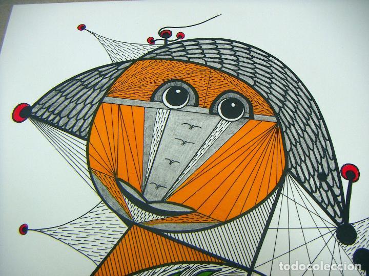 Arte: Acuarela original del pintor Aleman W.R.Reiter - Foto 2 - 75058311