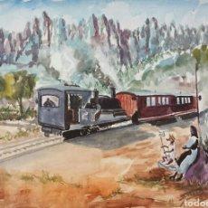 Arte: ACUARELA DE SOTOCA. Lote 76438155