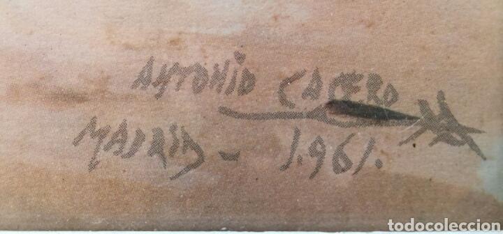 Arte: Dos Antiguas Litigrafias De Antonio Casero. - Foto 4 - 78073637