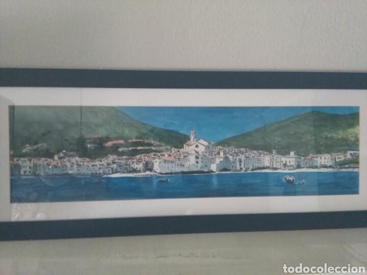 Arte: Cadaques(Girona) por E.Roca - Foto 2 - 78260171