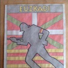 Arte: ANÓNIMO. EUSKADI.. Lote 84481632