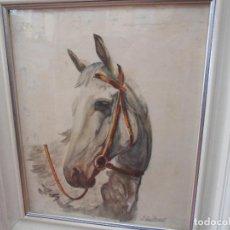 Arte: ACUARELA DE JORGE GUILLEMOT. Lote 86550068