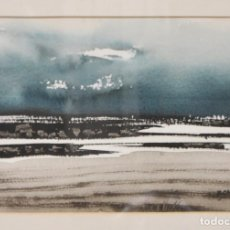 Arte - BEULAS RECASENS, José (1921). Acuarela sobre papel. - 87122816
