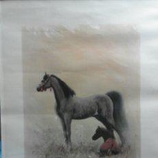 Arte: ACUARELA O PASTEL FIRMADA XX. Lote 87206952