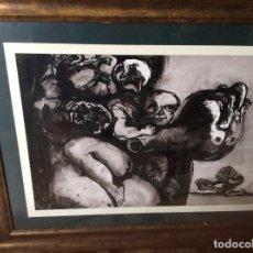 Arte: FIESTA EN EL CERRO. ( AGUSTÍN PEREZ BELLAS ). Lote 87546712