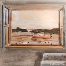 Arte: PRIM GUYTO, JOSÉ MARÍA (1907/1973). GOUACHE.. Lote 89352472