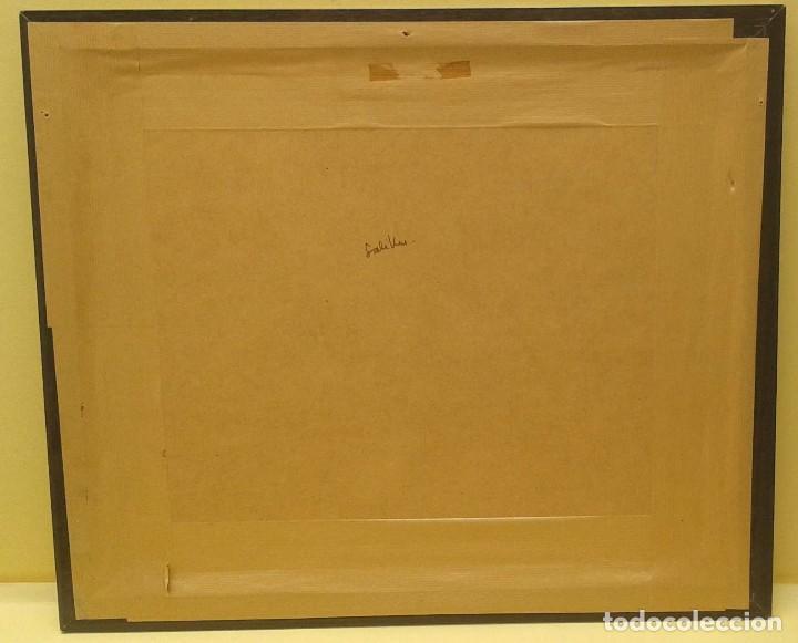 Arte: Acuarela de Pepe Antequera. (Paris 1998) - Foto 4 - 90361748