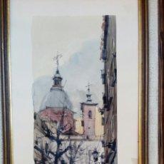 Arte: IGLESIA DE MADRID, LOPEZ SOLDADO. Lote 92357024
