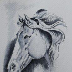 Arte: CABALLO OBRA DE GILABERTE. Lote 92991600
