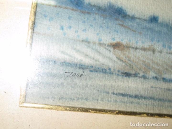 Arte: antigua PINTURA ALICANTINA PROCEDEN DE GALERIA ARTE EXPOSICION ALICANTE - Foto 7 - 94426678