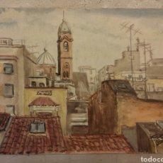 Arte: ACUARELA DE SOTOCA. Lote 94716263