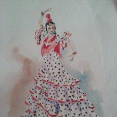 Arte: ACUARELA PAPEL. Lote 94774283