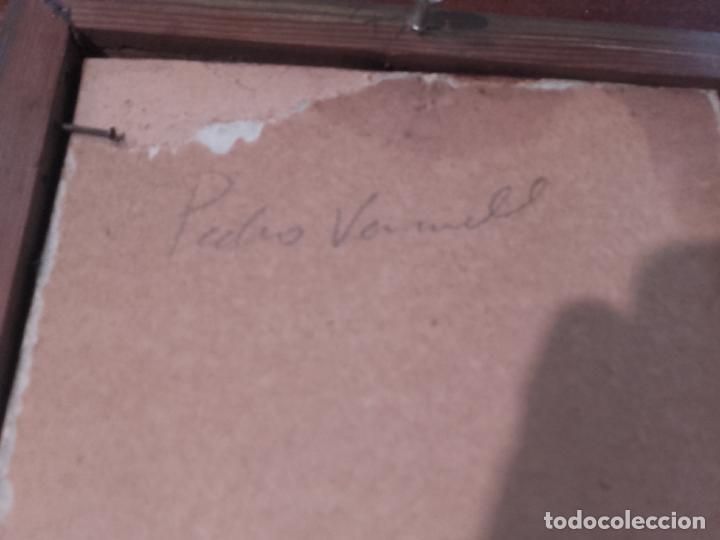 Arte: Revolucionario frances pintado guache - Foto 5 - 94782415