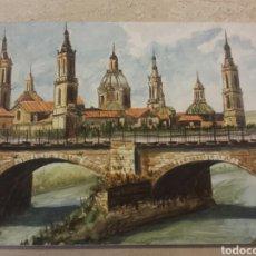 Arte: ACUARELA DE SOTOCA. Lote 94930548