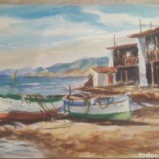 Arte: ACUARELA J. VILLENA. Lote 95998152