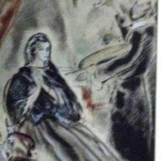 Arte: FLORIT RODERO JOSE LUIS (,ACUARELA ) PINTOR. Lote 97146187