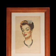 Arte: MARIUCA, DEL EMINENTE MÉDICO DE VALENCIA FRANCISCO ANTOLÍ CANDELA, ADEJÉ 1991. Lote 97654883