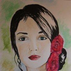 Arte: MUCHACHA OBRA DE GILABERTE. Lote 97692483