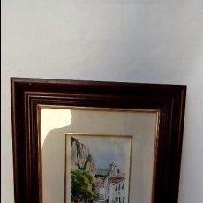 Arte: ACUARELA.BUDAPEST.. Lote 97709027