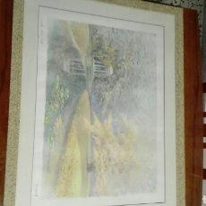 Arte: ACUARELA DEL PINTOR ITALIANO F. NERI. Lote 99790730