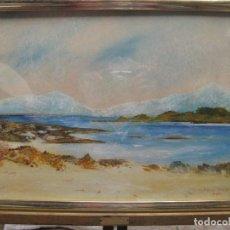 Art: MARINA, ACUARELA INGLESA FIRMADA ALFRED WILSON. Lote 101381127