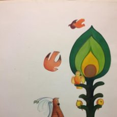 Arte: M. CATALA, OBRA ORIGINAL FIRMADA Y CATALOGADA. Lote 107945083
