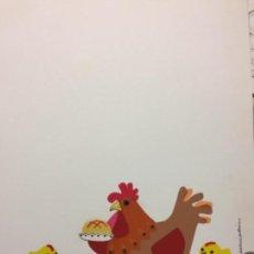 Arte: MARIA RIUS, ACUARELA ORIGINAL, FIRMADA Y CATALOGADA. Lote 107945147