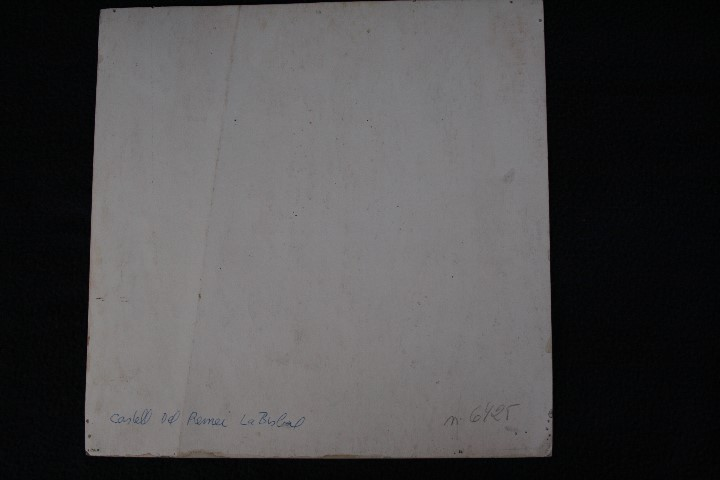 Arte: JOSÉ OLIVE GÓMEZ ( BARCELONA 1944 ) PRECIOSA ACUARELA , TITULADA, CASTELL DEL REMEI, LA BISBAL. - Foto 6 - 108726479