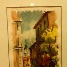 Arte: SERRANO ARIZAGA MADRID C/ALFONSOVI. Lote 110048499