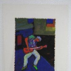 Arte: GOUACHE Y PASTEL JOAN CUNILLERA . Lote 110278211