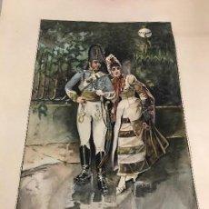 Arte - Acuarela, Salamanca 1900 - 110944203